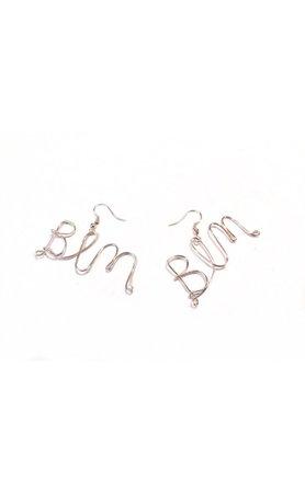 BLM earrings