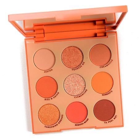Orange You Glad? Eyeshadow Palette | ColourPop