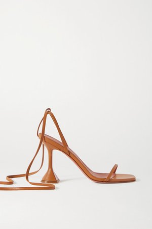 Vita Leather Sandals - Tan