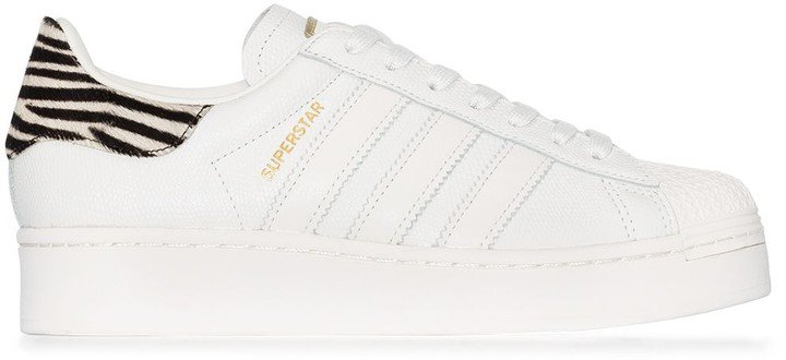 Superstar Bold low-top sneakers