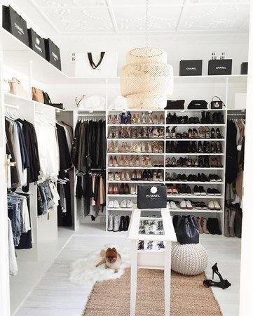 Wardrobe Room Decor