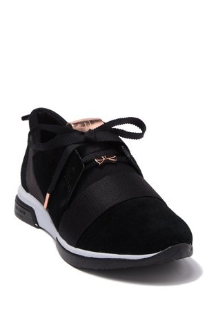 Ted Baker London | Cepas Suede Trainer Sneaker | Nordstrom Rack