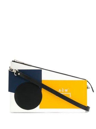 A-Cold-Wall* Corbusier Shoulder Bag CW9SXX26AC White   Farfetch
