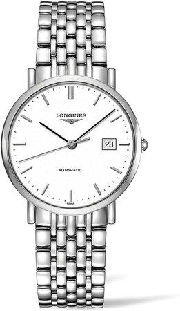 Elegant Automatic Bracelet Watch, 37mm