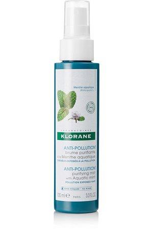 Klorane | Anti-Pollution Purifying Mist With Aquatic Mint, 100ml | NET-A-PORTER.COM