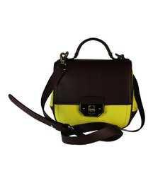 Kate Spade Yellow & Black Dean Street Swingpack Crossbody Bag | zulily