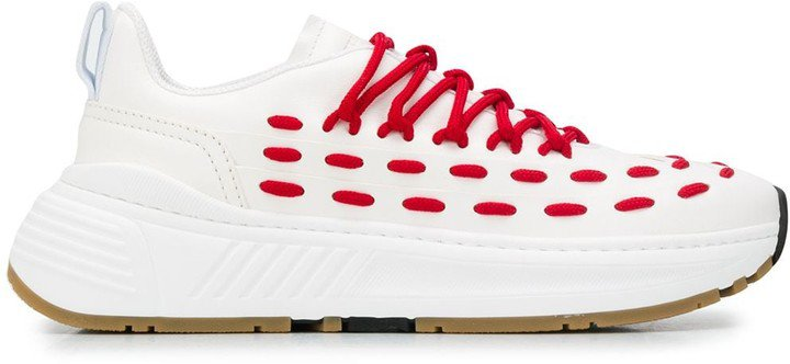 The Lace Speedster sneakers