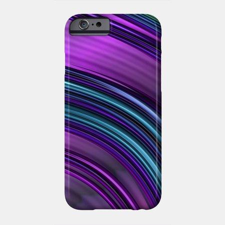 Fractal Stripe - Stripes - Phone Case   TeePublic