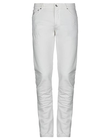 Brunello Cucinelli Denim Pants - Men Brunello Cucinelli Denim Pants online on YOOX United States - 42768075RE