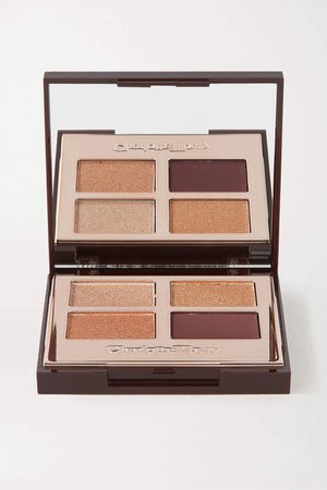 Luxury Palette Colour Coded Eye Shadow - The Queen Of Glow