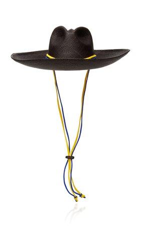 Sensi Studio Trinado Straw Panama Hat