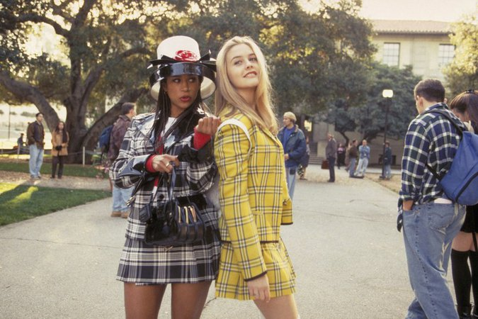 Clueless Cher Horowitz Yellow Plaid Is the Biggest Trend on the Fashion Week Runway | Teen Vogue