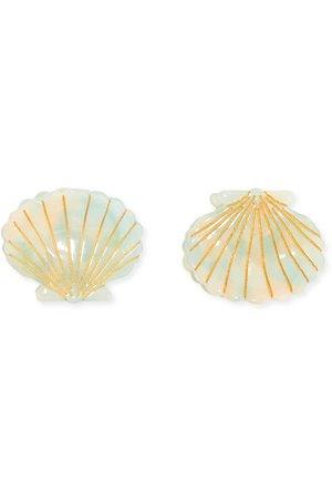 Valet | Ursula set of two resin hair clips | NET-A-PORTER.COM