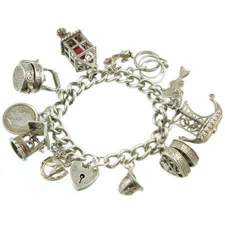 charm bracelet - Google Search