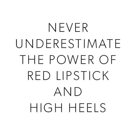 red heels words - Google Search