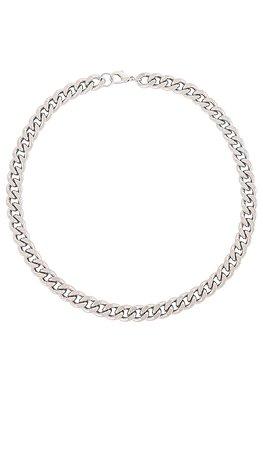 8 Other Reasons Sterling Chain Necklace in Silver | REVOLVE