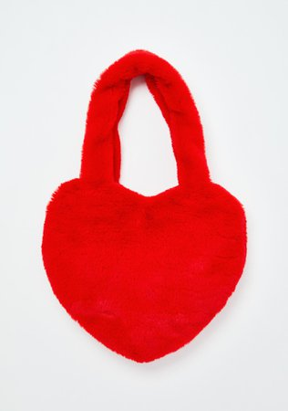 dELiA*s by Dolls Kill Truly Madly Deeply Fuzzy Mini Bag | Dolls Kill