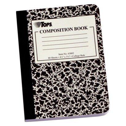 Composition book | Larry Gross Online