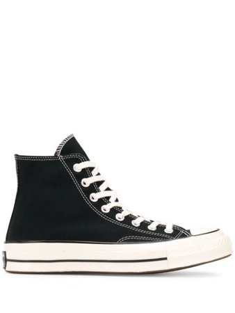 Converse High Top Lace Up Sneakers - Farfetch