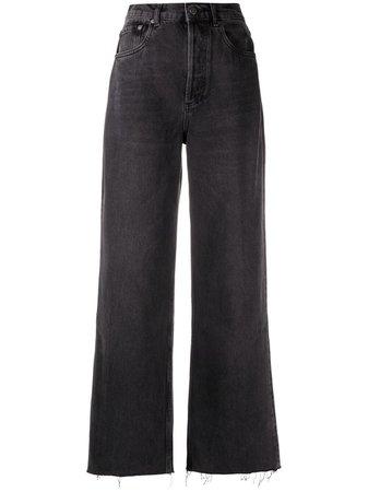 Boyish Jeans The Charley wide-leg Jeans - Farfetch