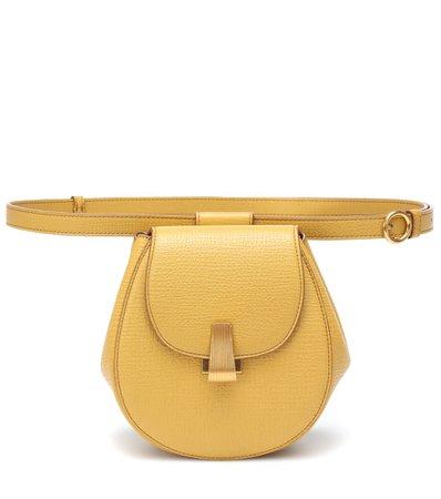 BOTTEGA VENETA Leather belt bag