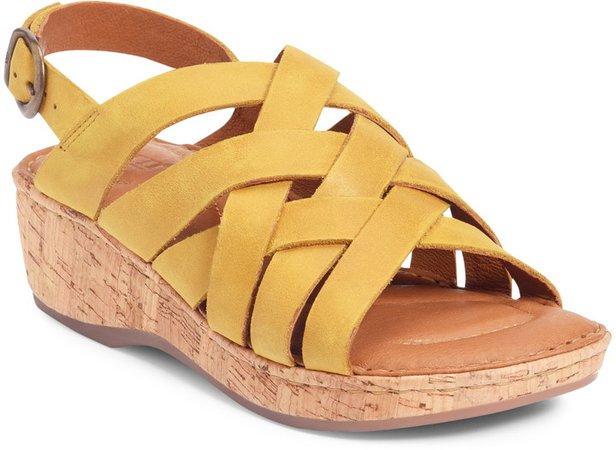 Laila Wedge Sandal