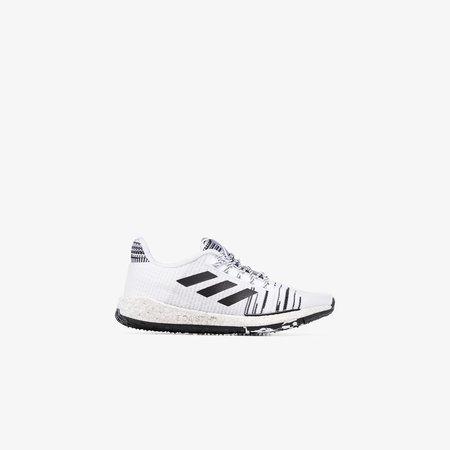 X Missoni White Pulseboost low top sneakers