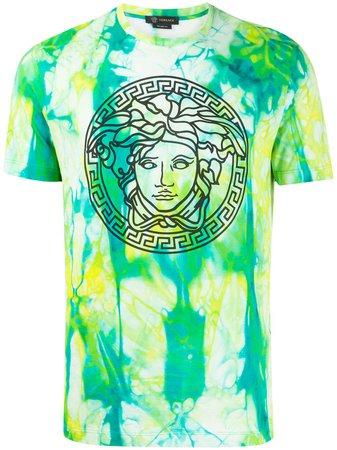 Versace t-shirt à Imprimé Medusa - Farfetch
