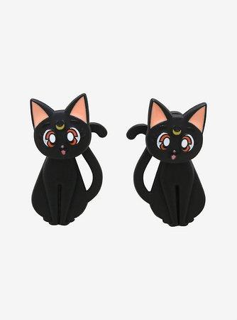 Sailor Moon Luna Front/Back Earrings