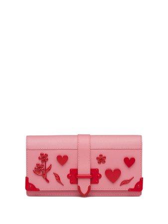 Prada Bolso Cahier Mini - Farfetch