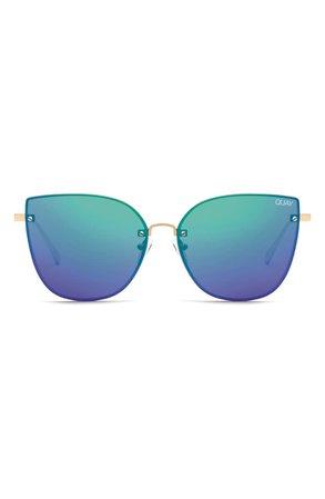 Quay Australia Lexi 54mm Cat Eye Sunglasses | Nordstrom