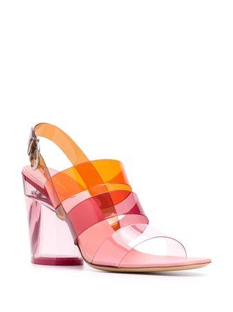 Salvatore Ferragamo Strappy Sandals - Farfetch