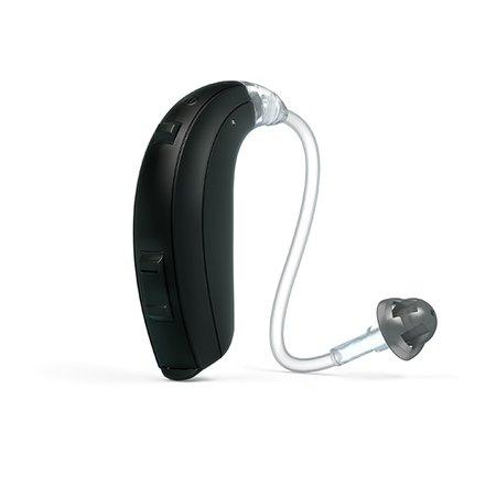 black hearing aids - Google Search