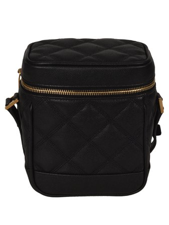 Quilted Box Shoulder Bag