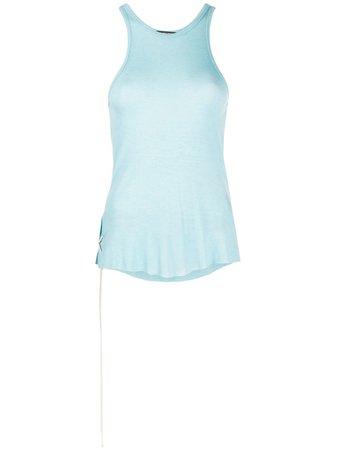 Ann Demeulemeester Side Tie Tank Top - Farfetch