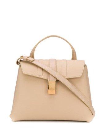 Agnona Tote Bag L8176PB602X Neutral   Farfetch