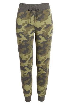 BP. Camo Print Fleece Joggers | Nordstrom
