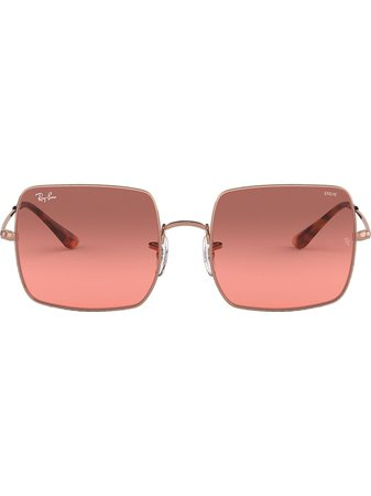 Ray-Ban 1971 square-frame Sunglasses - Farfetch