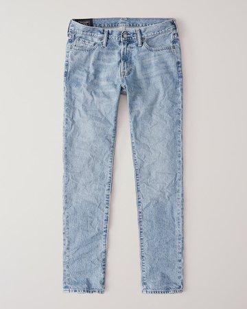 Mens Skinny Jeans | Mens Bottoms | Abercrombie.com