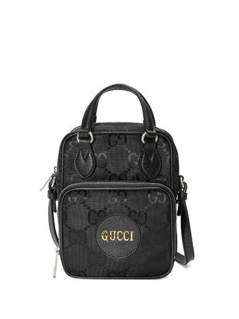 Gucci Off The Grid GG Supreme Messenger Bag - Farfetch