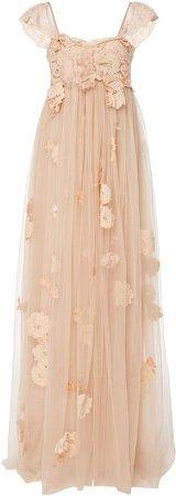 Irene Strapless Gown