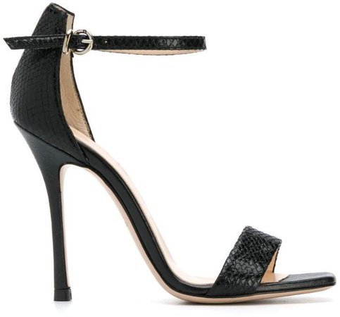 Marc Ellis Glass square toe sandals