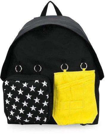x Eastpak padded doubl'r backpack
