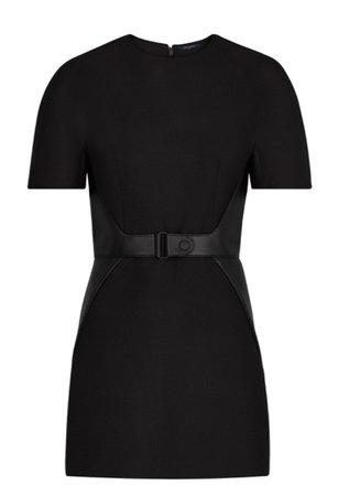 Louis Vuitton dress black