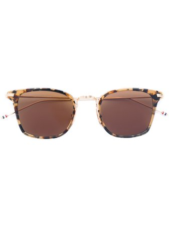 Thom Browne Eyewear Cat Eye Sunglasses - Farfetch