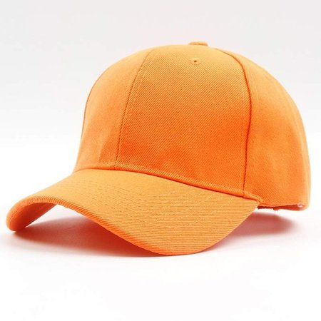 Men Women 6 Panel Plain Baseball Cap Adjustable Solid Twill Hats Orange Red Blue Black Grey Brown-in Men's Baseball Caps from Apparel Accessories on Aliexpress.com | Alibaba Group