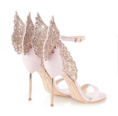 Sophia Webster Evangeline Angel Wing Heels
