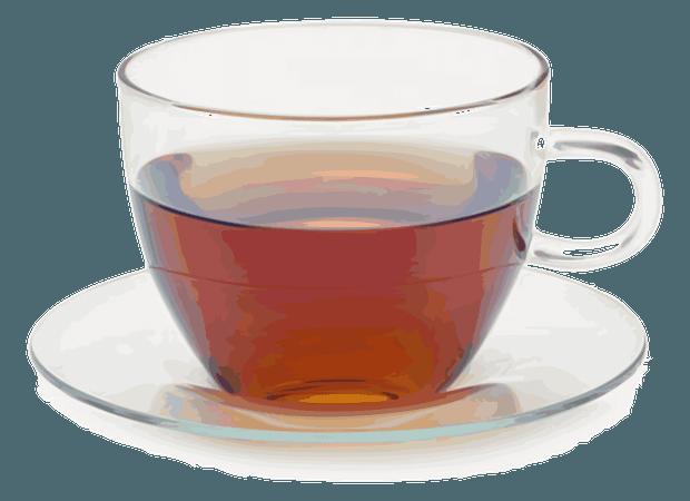Cup tea PNG