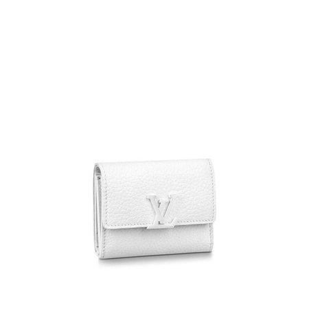 Capucines XS Wallet Capucines - Small Leather Goods | LOUIS VUITTON ®