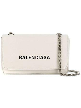 Balenciaga Balenciaga Everyday Chain Wallet